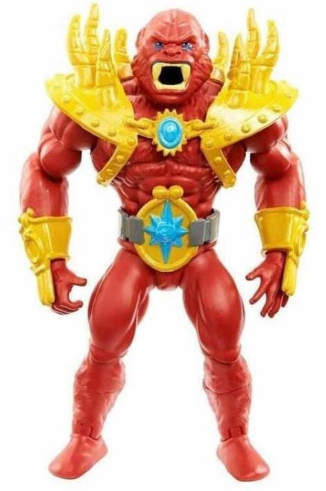 - Mattel Collectible - Masters of the Universe Origins Lords of Power Beast Man (He-Man, MOTU)