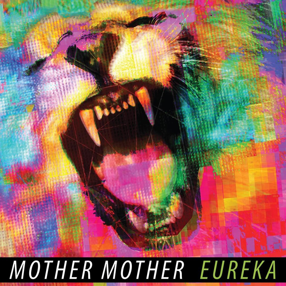 Mother Mother - Eureka (10 Year Anniversary) (Translucent Green)