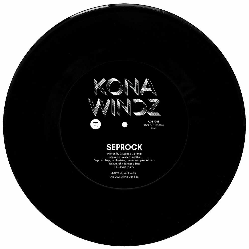 Seprock / Marvin Franklin - Kona Windz / Kona Winds