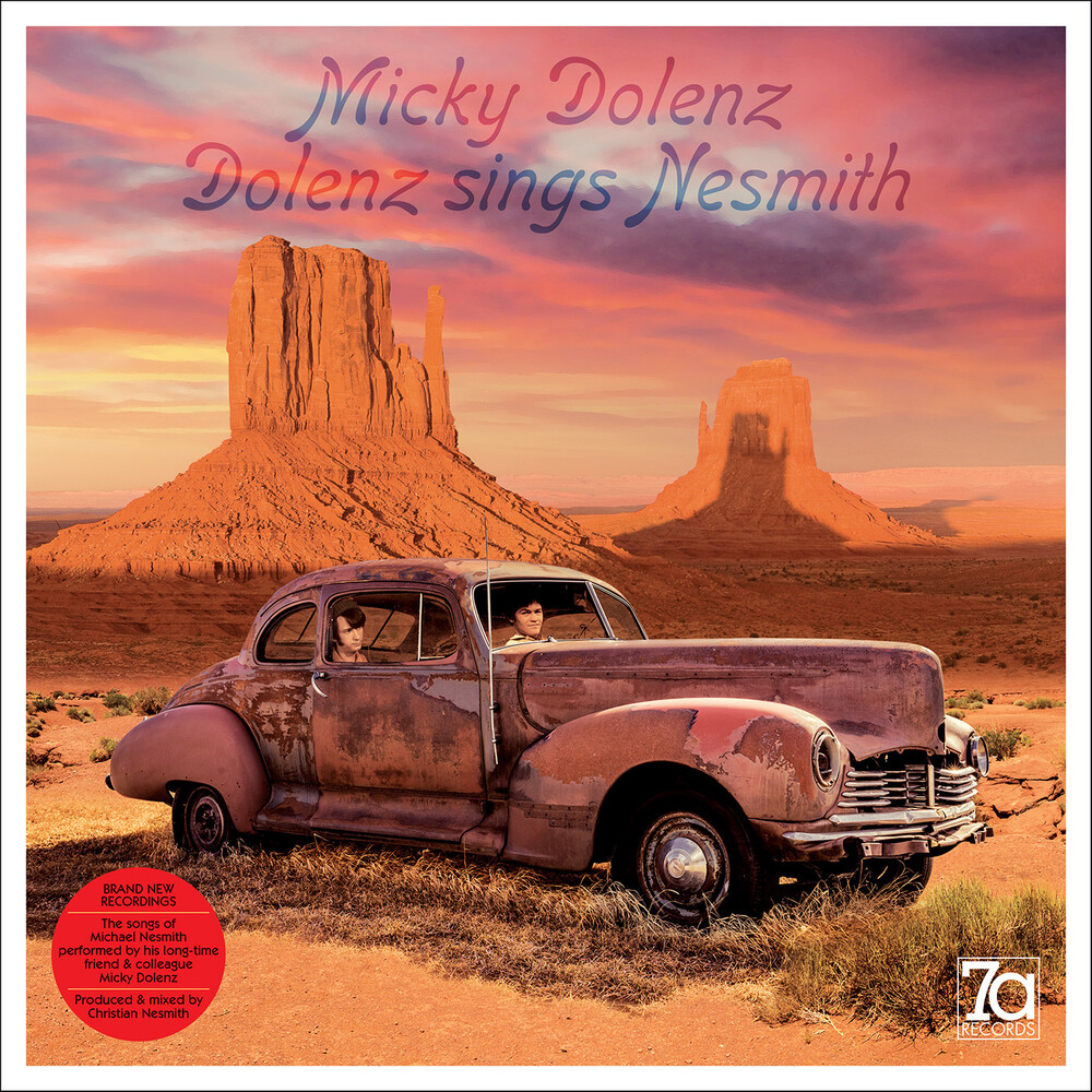 Micky Dolenz - Sings Nesmith [180gm Turquoise Coloured Vinyl] [Import]