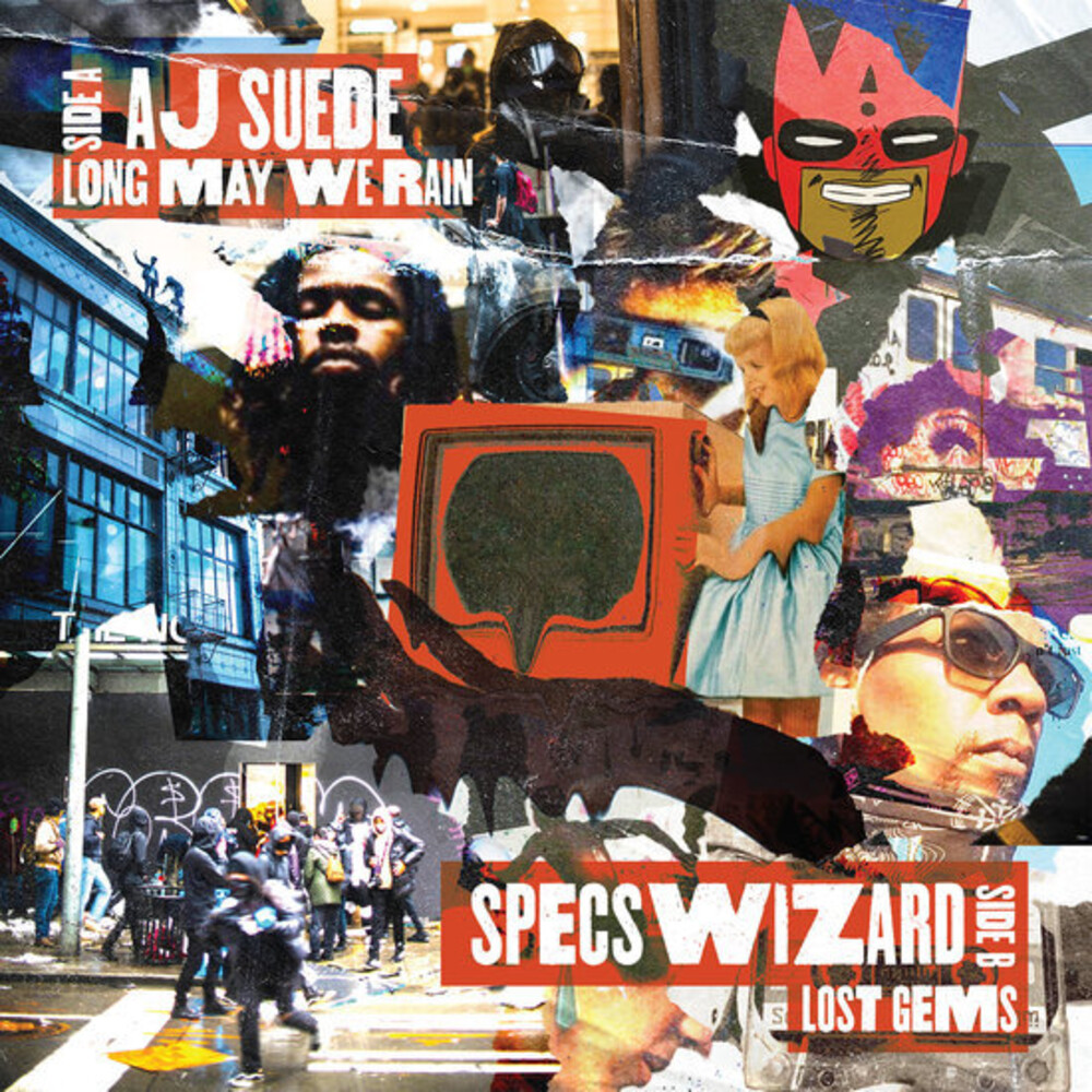 Aj Suede  / Specswizard - Long May We Rain & Lost Gems [Limited Edition] (Ofgv)