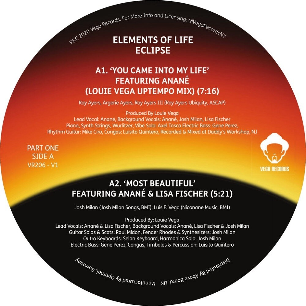 Elements Of Life - Eclipse Part 1
