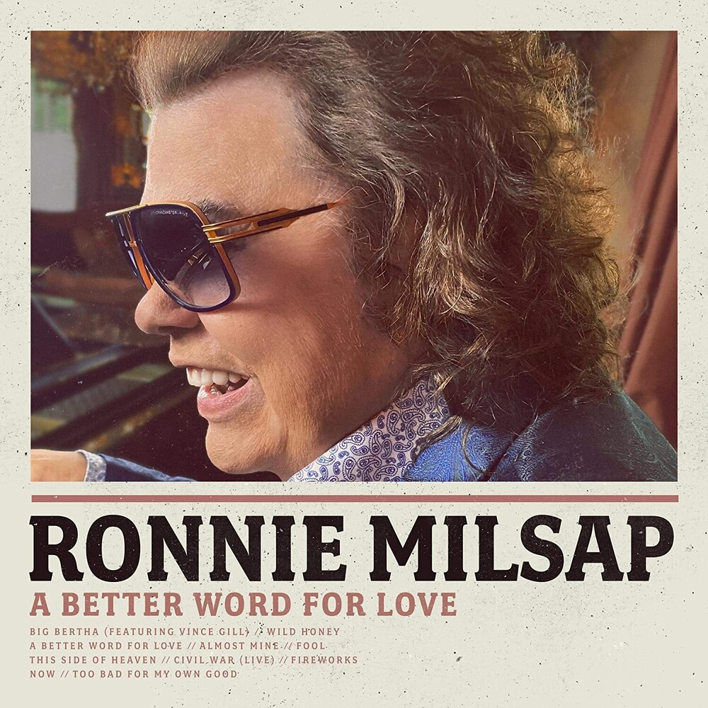 Ronnie Mislap - Better Word For Love