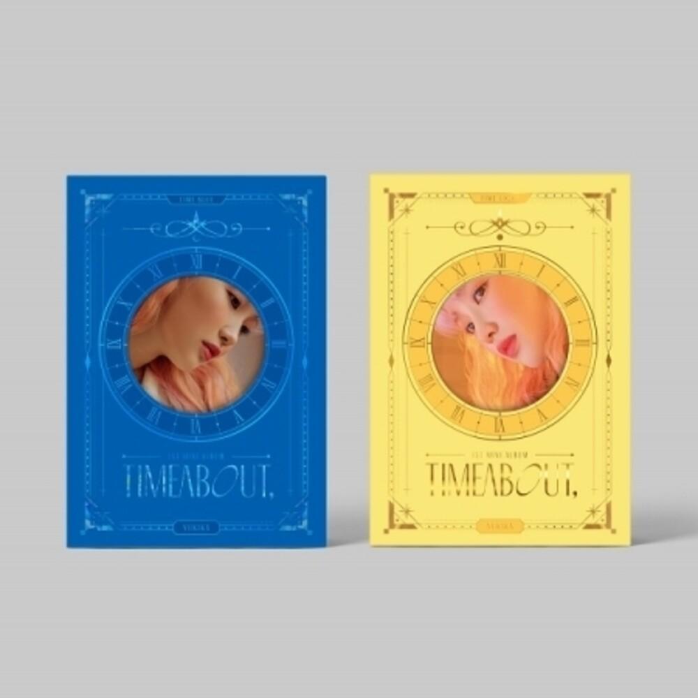 Yukika - Timeabout (Stic) (Phob) (Phot) (Asia)