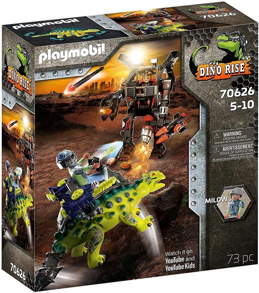- Dinos Saichania Invasion Of The Robot (Fig)