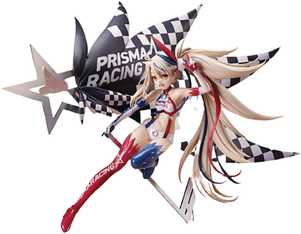 - Fate Kaleid Liner Prisma Illyasviel Prisma Racing