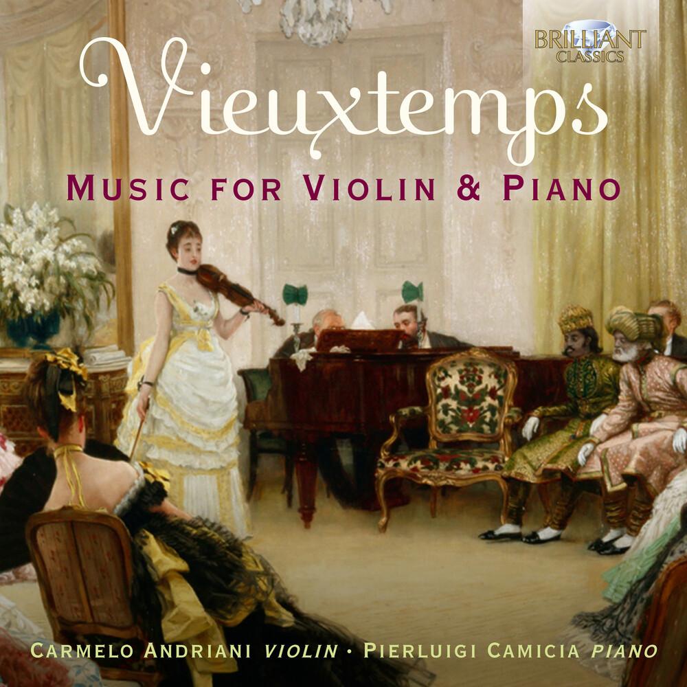- Music for Violin & Piano