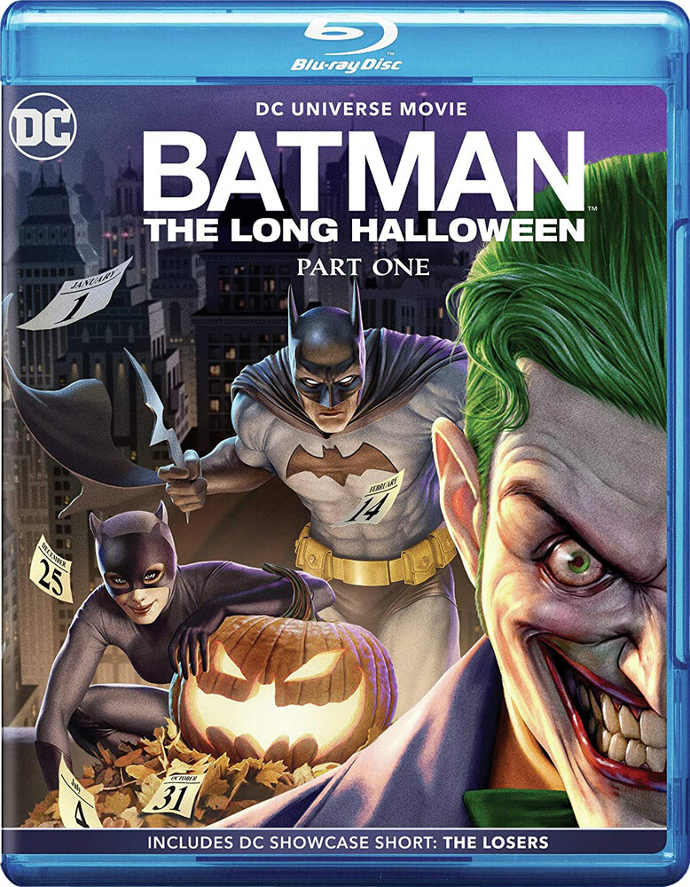 - Batman: Long Halloween - Part One / (Digc)