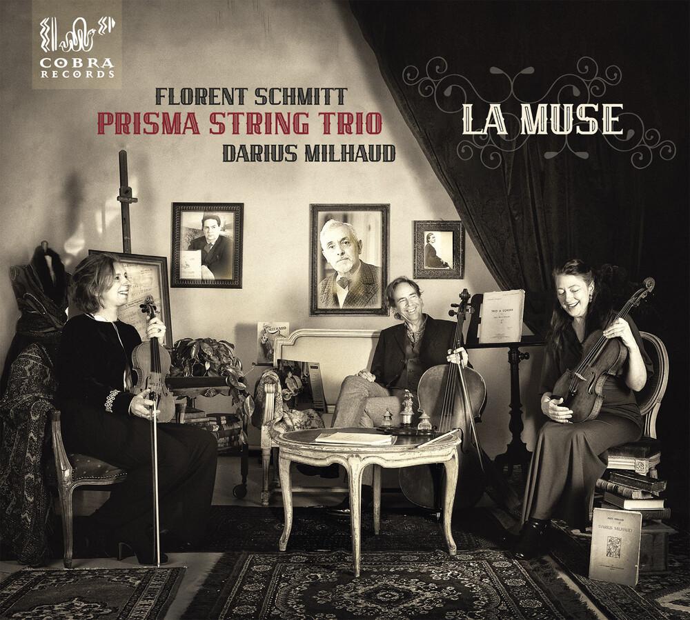 Prisma String Trio - La Muse