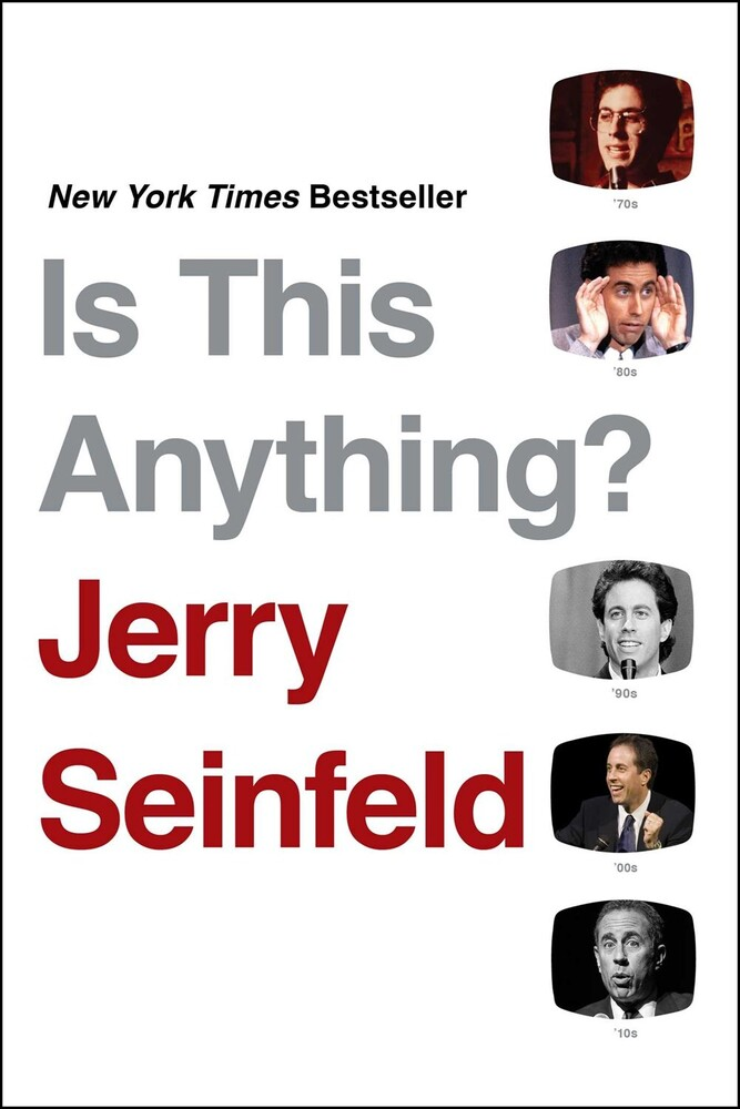 Jerry Seinfeld - Is This Anything (Ppbk)