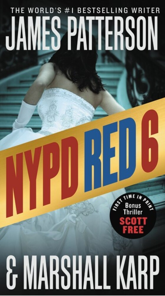 James Patterson  / Karp,Marshall - Nypd Red 6 (Msmk) (Ser)