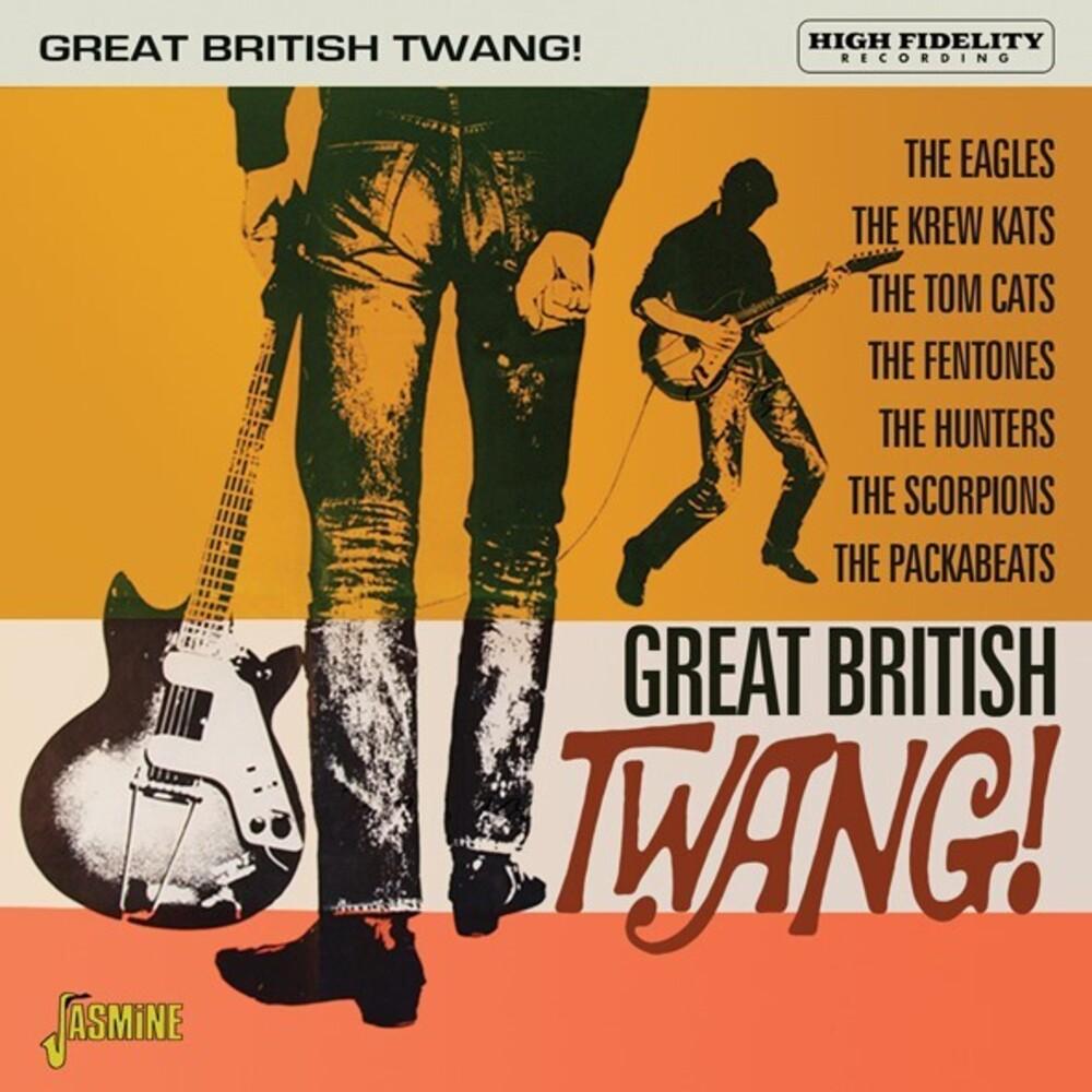 Great British Twang / Various - Great British Twang / Various (Uk)
