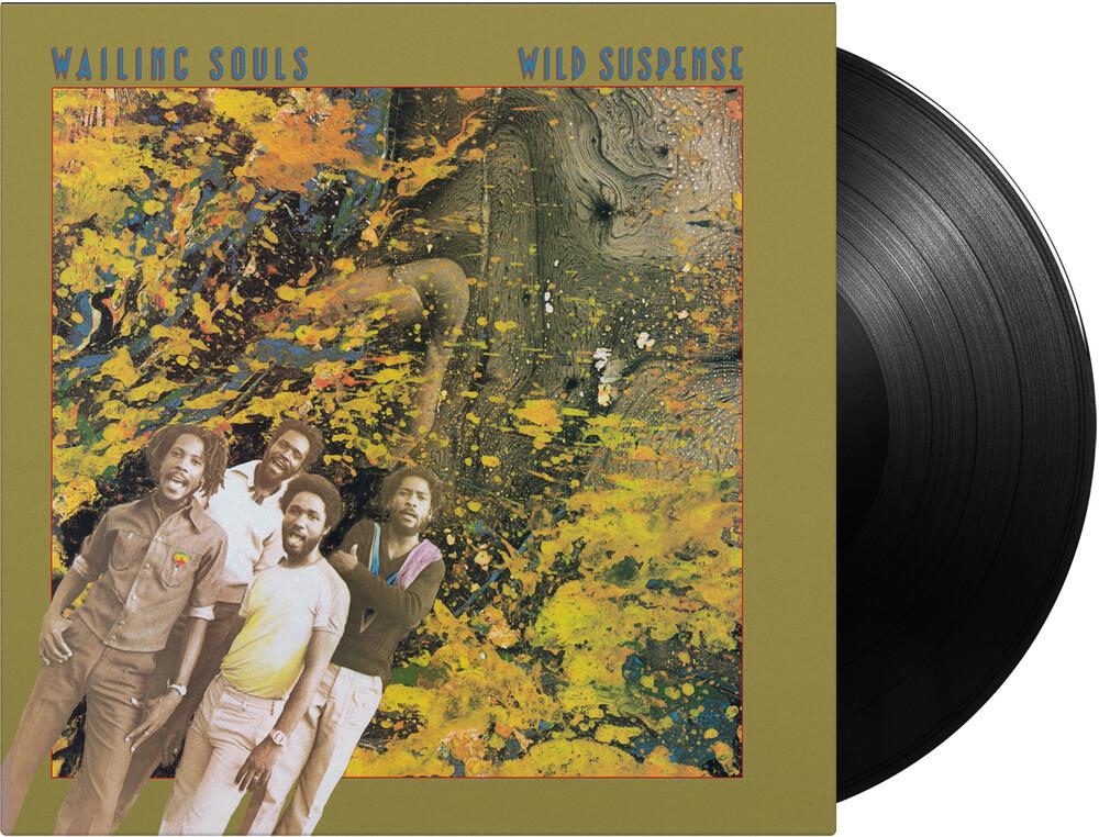 Wailing Souls - Wild Suspense (Blk) [180 Gram] (Hol)