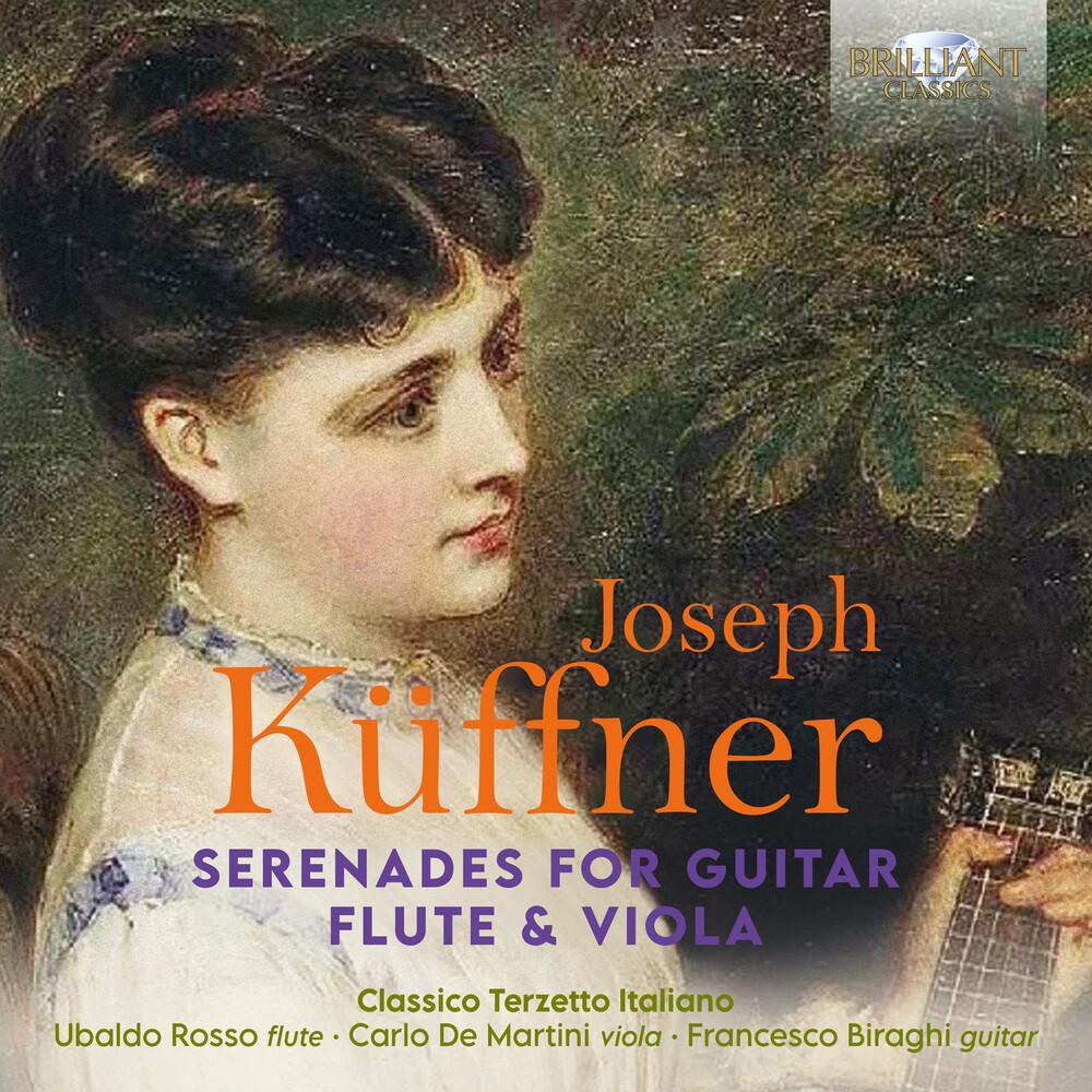 Kuffner / Classico Terzetto Italiano - Serenades For Guitar Flute