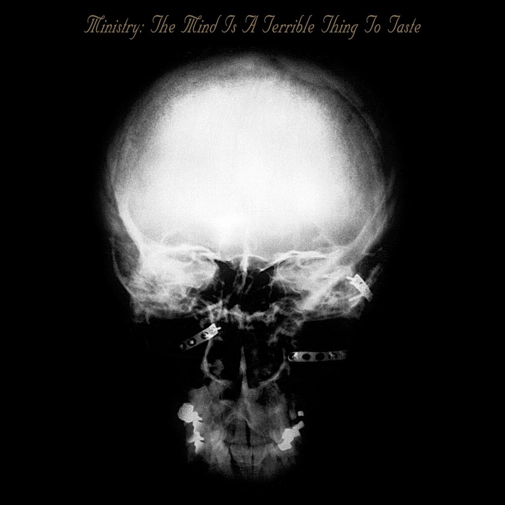 Ministry - Mind Is A Terrible Thing To Taste (Hol)