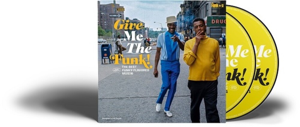 Various Artists - Give Me The Funk Vol 1 / Various