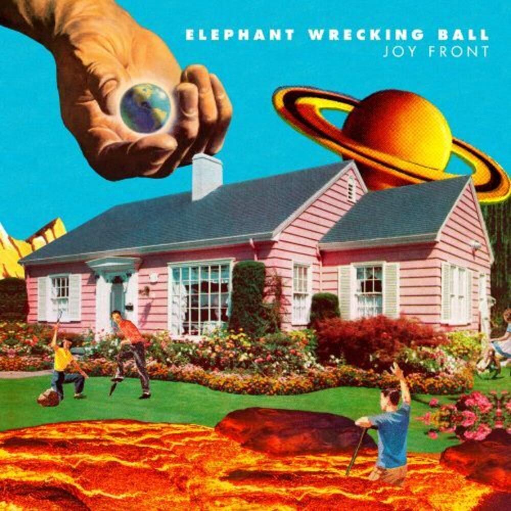 Elephant Wrecking Ball - Joy Front