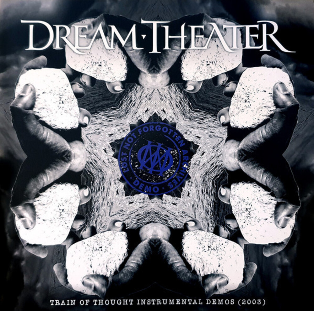 Dream Theater - Lost Not Forgotten Archives: Train of Thought Instrumental Demos (2003) [Import Gatefold White 2LP+CD]