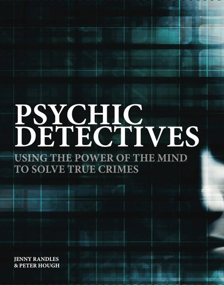 Jenny Randles  / Hough,Peter - Psychic Detectives (Hcvr)