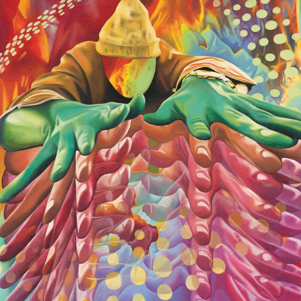 DJ Abilities - Phonograph Phoenix (Translucent Purple Vinyl)