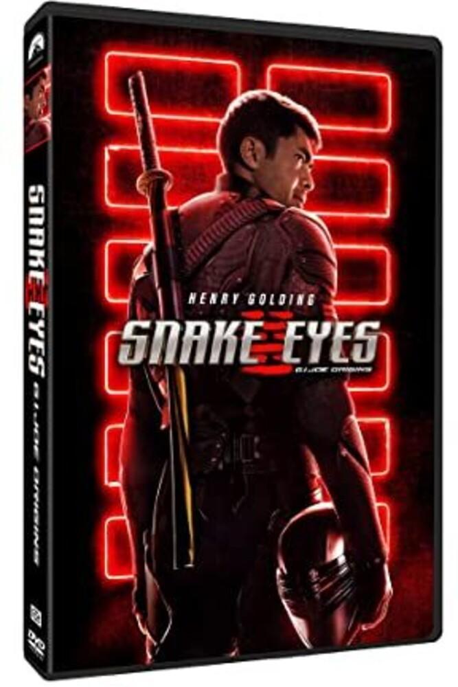 Snake Eyes: Gi Joe Origins - Snake Eyes: G.I. Joe Origins