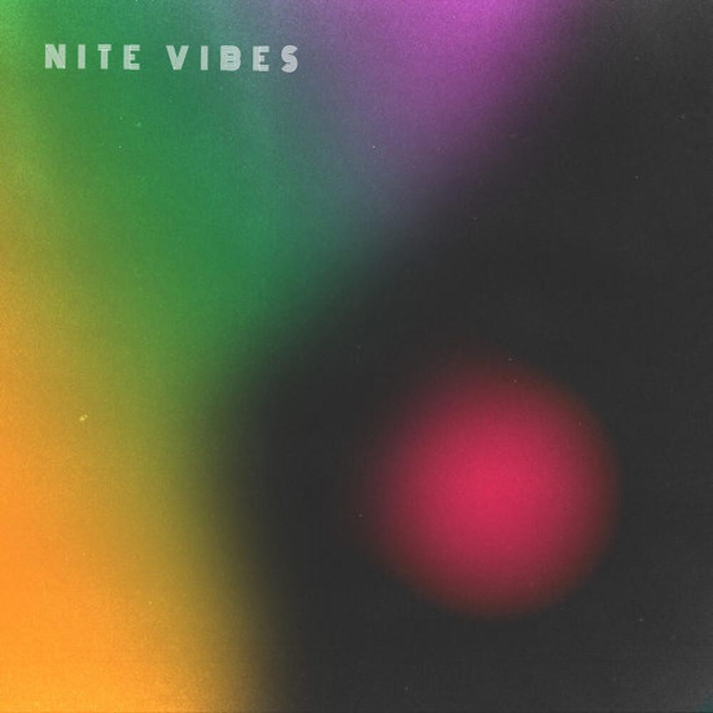 Joey Joesph - Nite Vibes (Blue Vinyl)