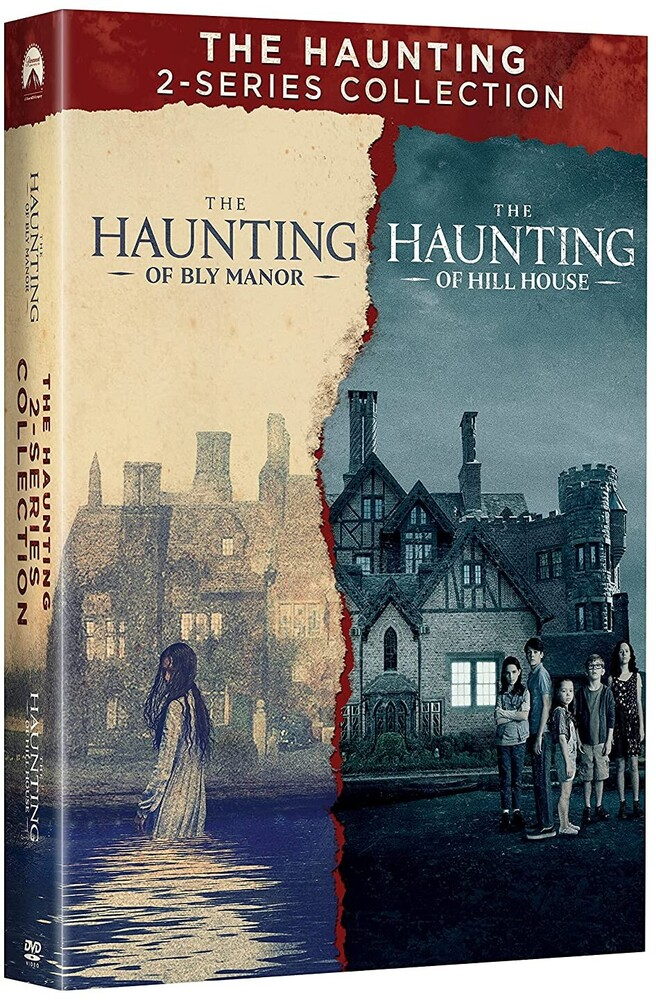 Haunting Collection - Haunting Collection (7pc) / (Box Ac3 Dol Slip Sub)