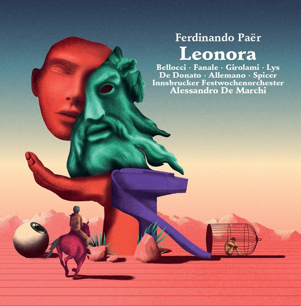Paer / Marchi - Leonora (2pk)