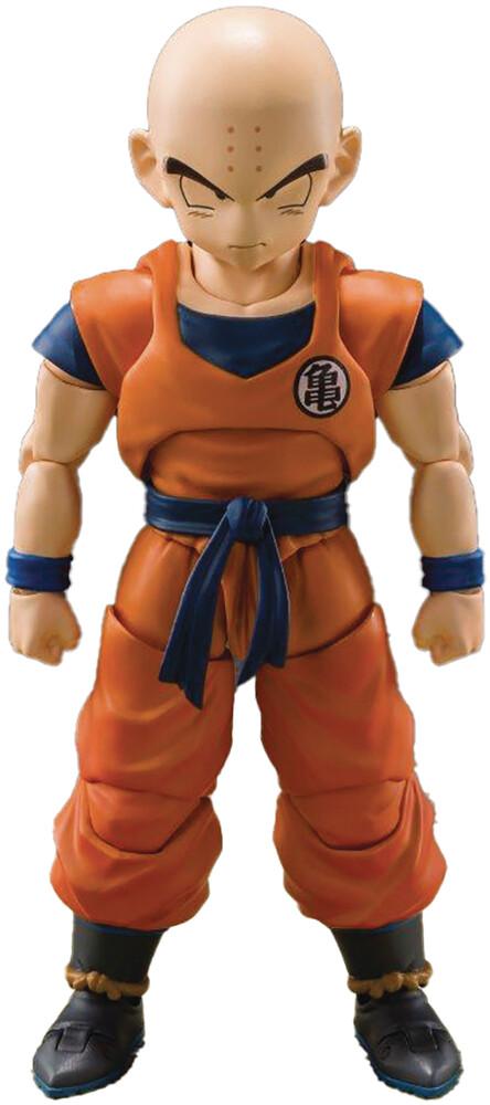 Tamashi Nations - Dragonball Z - Krillin Earth's Strongest Man (Fig)