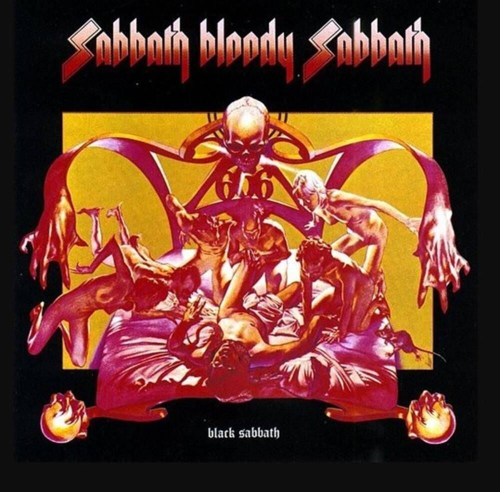 Black Sabbath - Sabbath Bloody Sabbath (Uk)