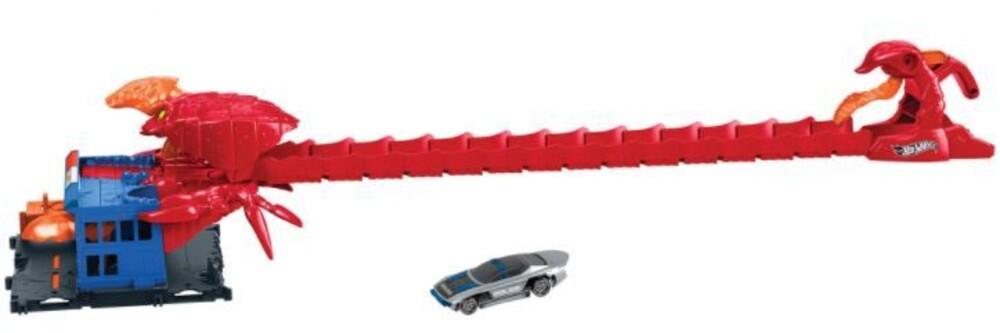 Hot Wheels - Hw City Scorpion Playset (Tcar)