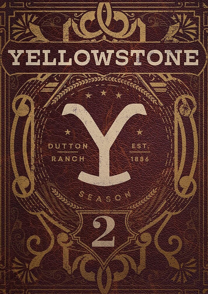 Yellowstone: Season Two - Yellowstone: Season Two (4pc) / (Box Spec Ac3 Dol)
