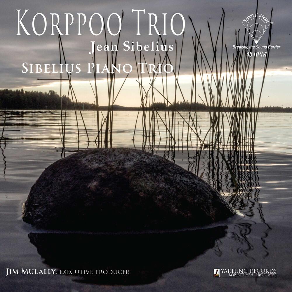 Sibelius Piano Trio - Korppoo Trio (Jean Sibelius) [180 Gram]