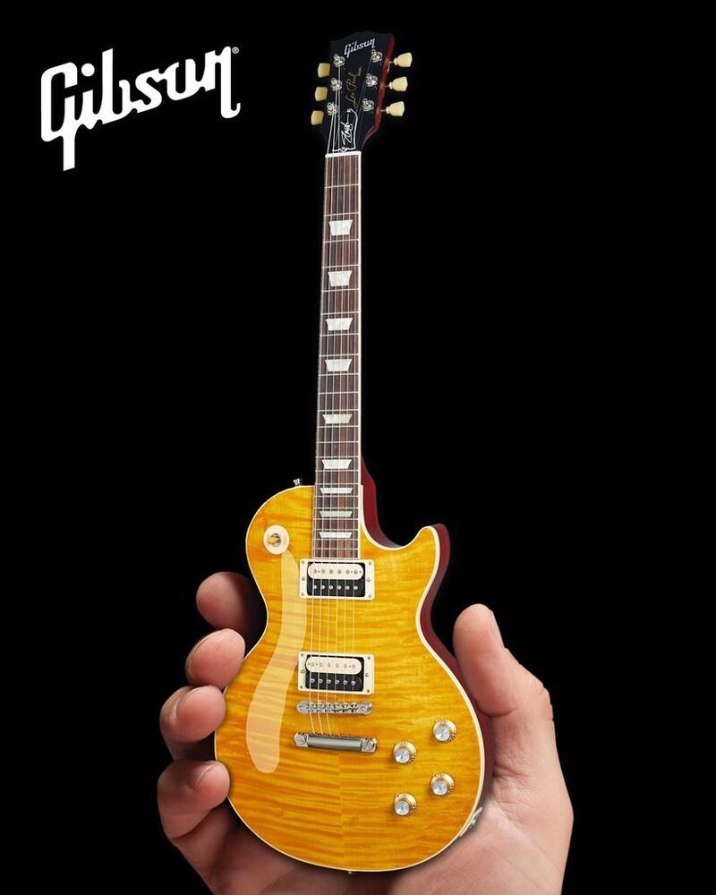 Slash Guns N Roses Appetite Les Paul Mini Guitar - Slash Guns N Roses Appetite Les Paul Mini Guitar