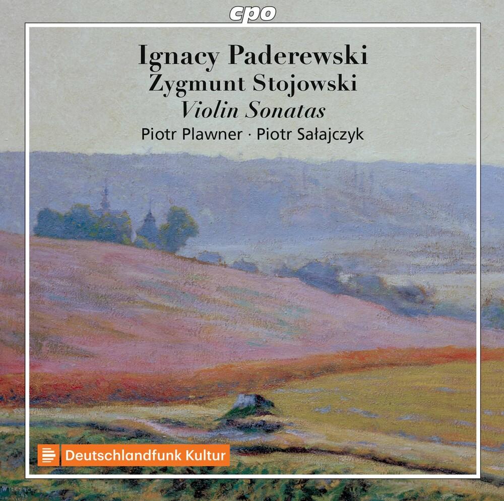 Paderewski / Piotr Plawner / Piotr Salajczyk - Violin Sonatas