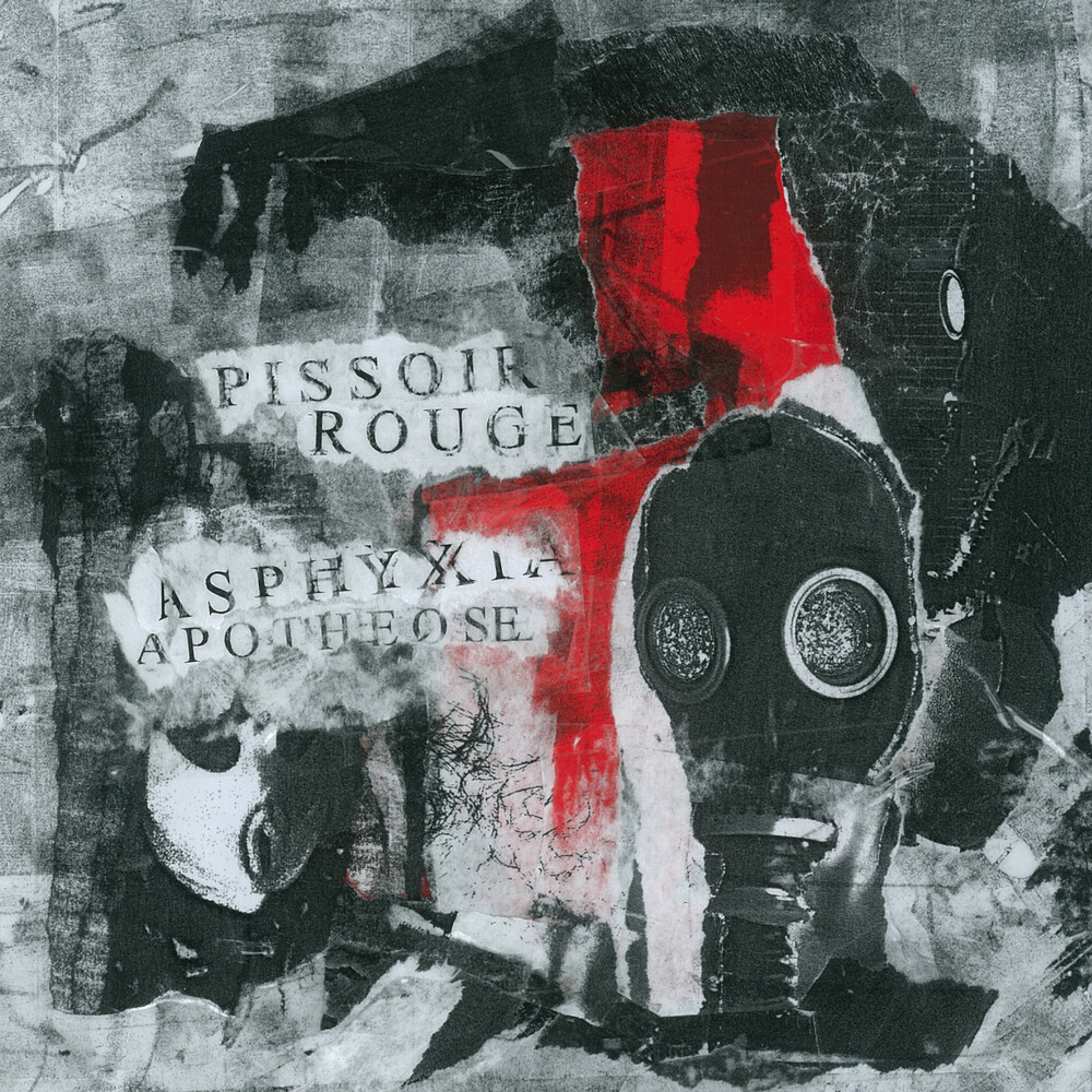 Pissoir Rouge - Asphyxia Apotheose [180 Gram] (Post)