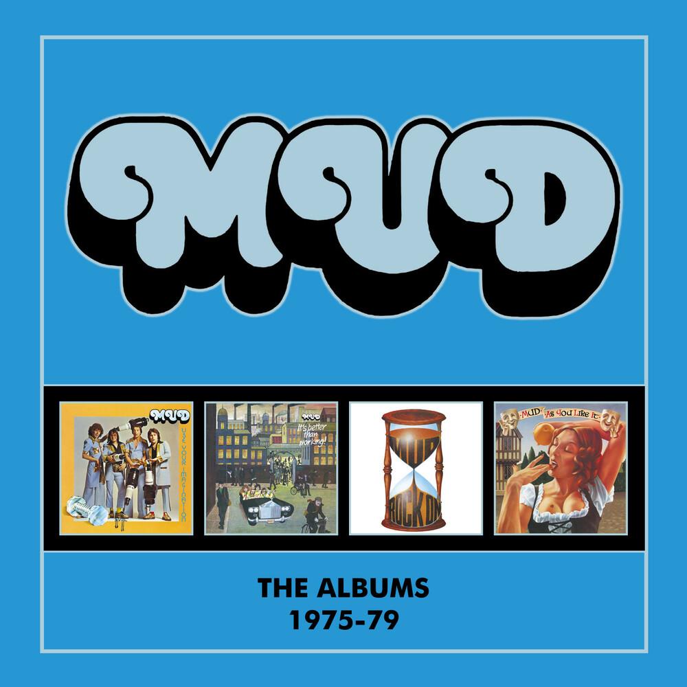 Mud - Albums 1975-1979 (Uk)