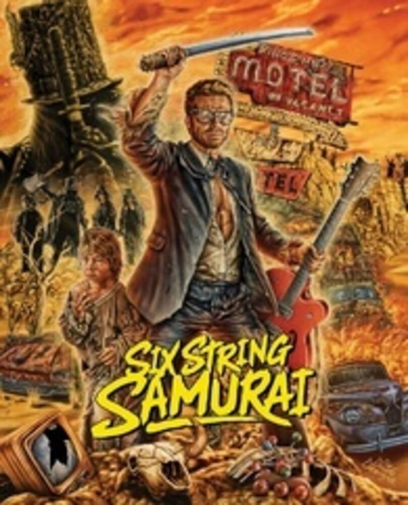Six-String Samurai - Six-string Samurai