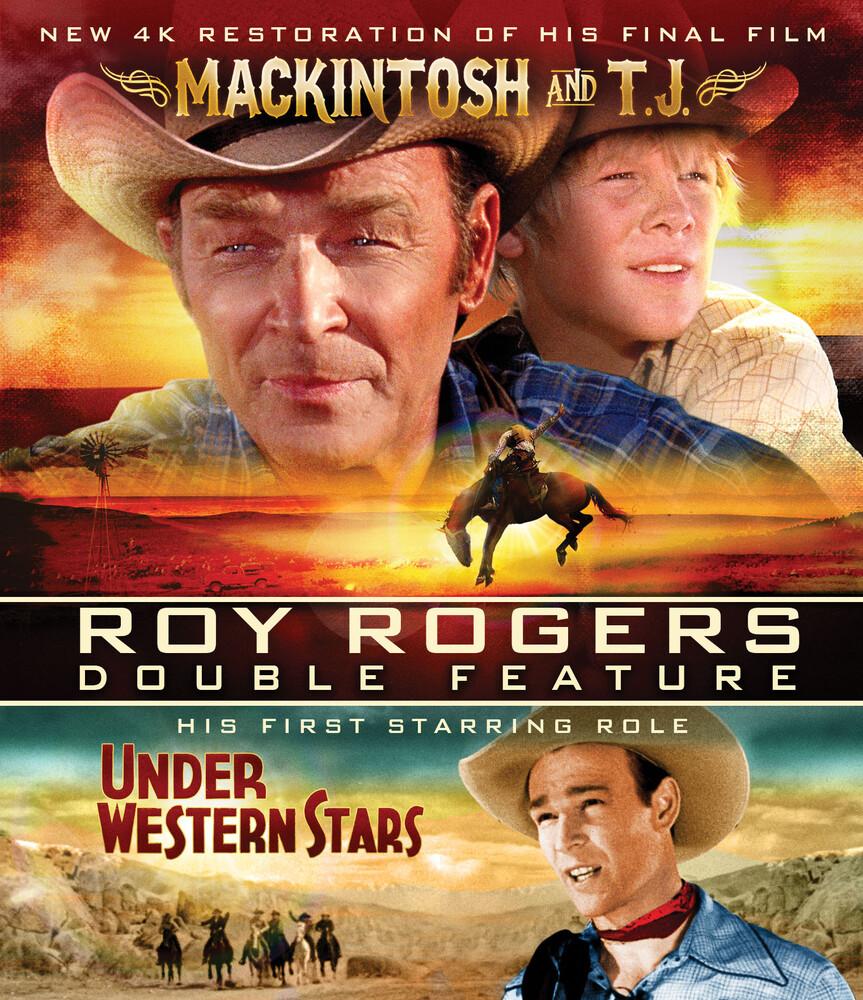 Rogers, Roy - Under Western Stars + Mackintosh & T.J. (2pc)