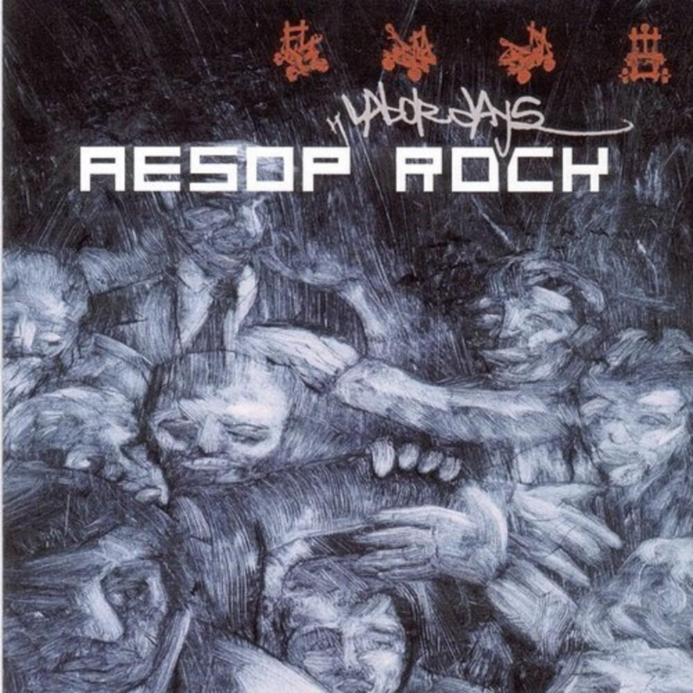 Aesop Rock - Labor Days [Colored Vinyl] (Aniv)