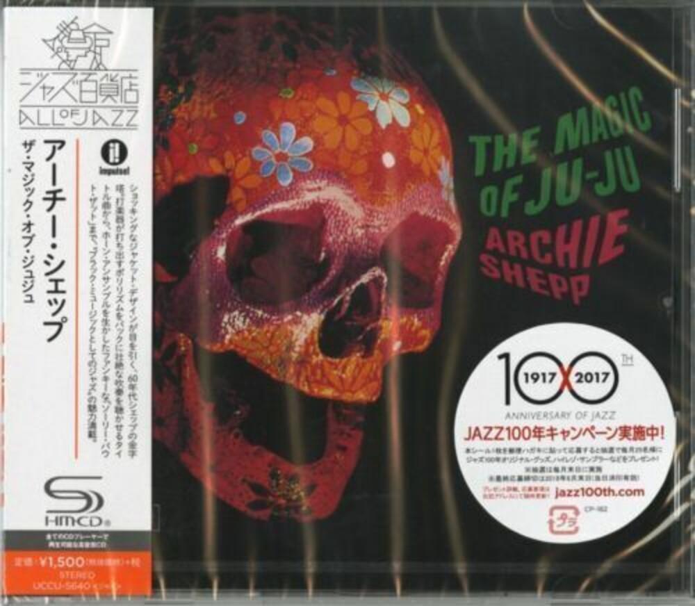 Archie Shepp - Magic Of Ju-Ju (Shm) (Jpn)