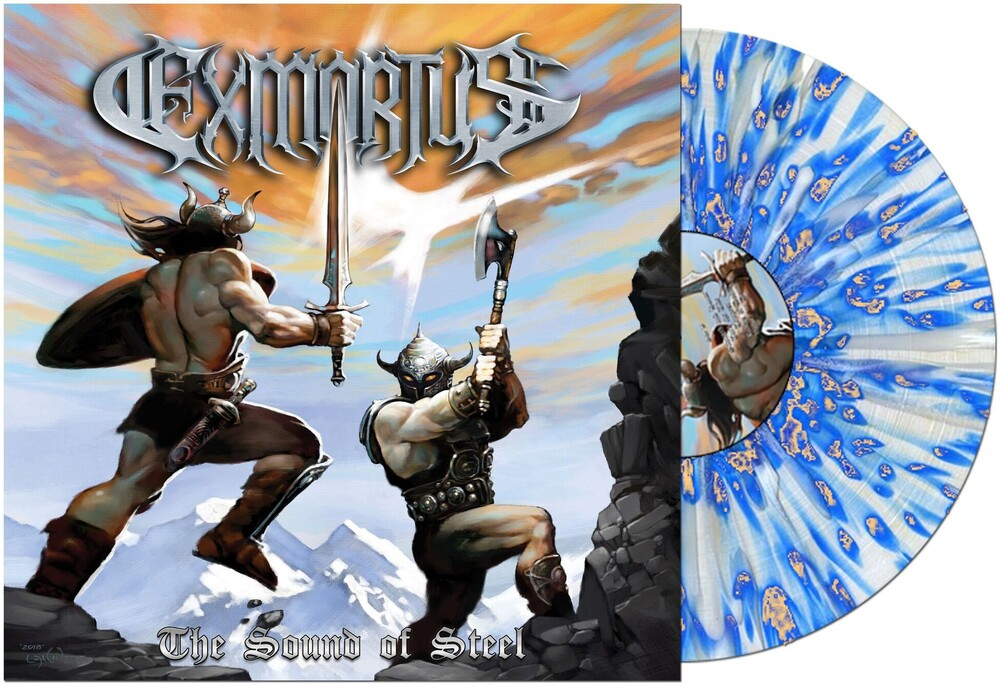 Exmortus - The Sound of Steel [LP]