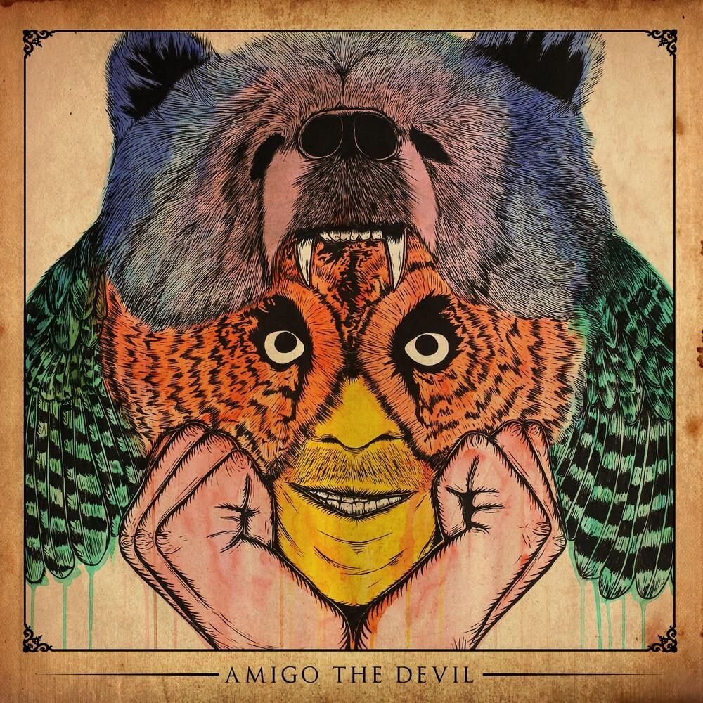 Amigo the Devil - Amigo The Devil [LP]