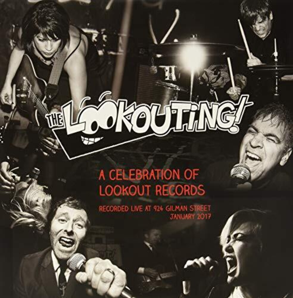 Lookout Records - The LookOuting!