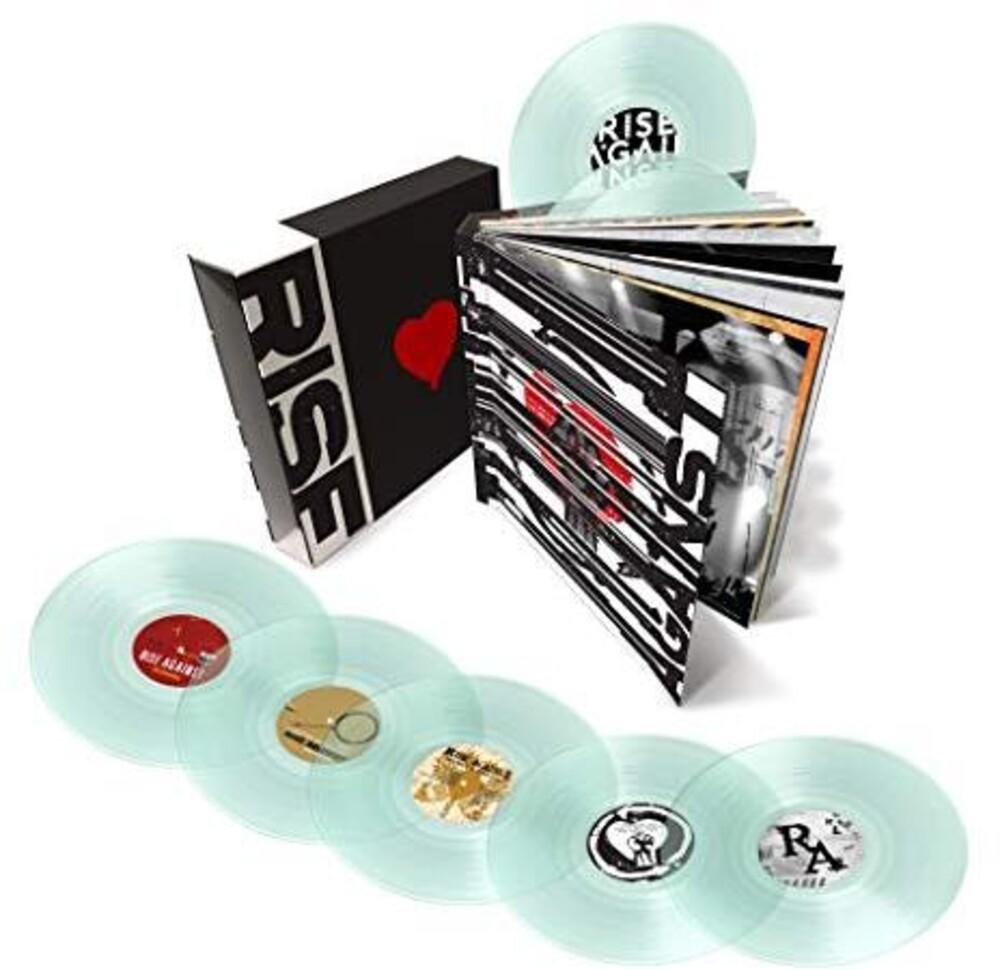 Rise Against - Career Vinyl Book [Clear 8LP Box Set]