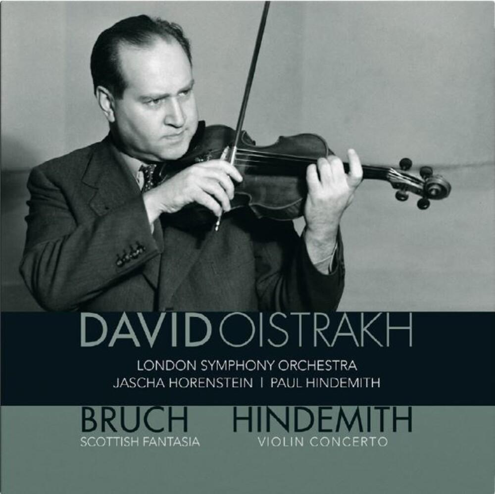Bruch / Hindemith - Scottish Fantasia / Violin Concerto