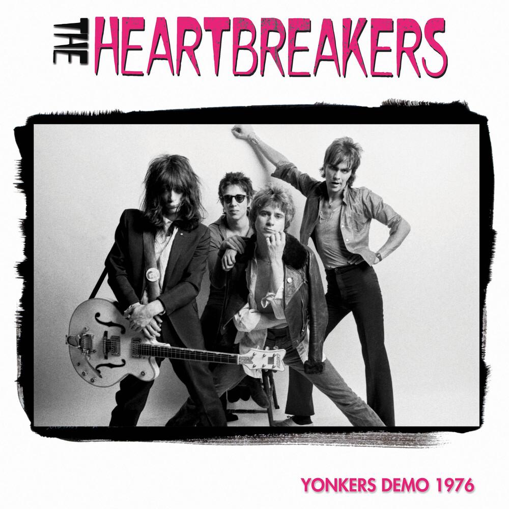 Johnny Thunders/Johnny Thunders & the Heartbreakers - Yonkers Demo + Live 1975/1976 [Digipak]