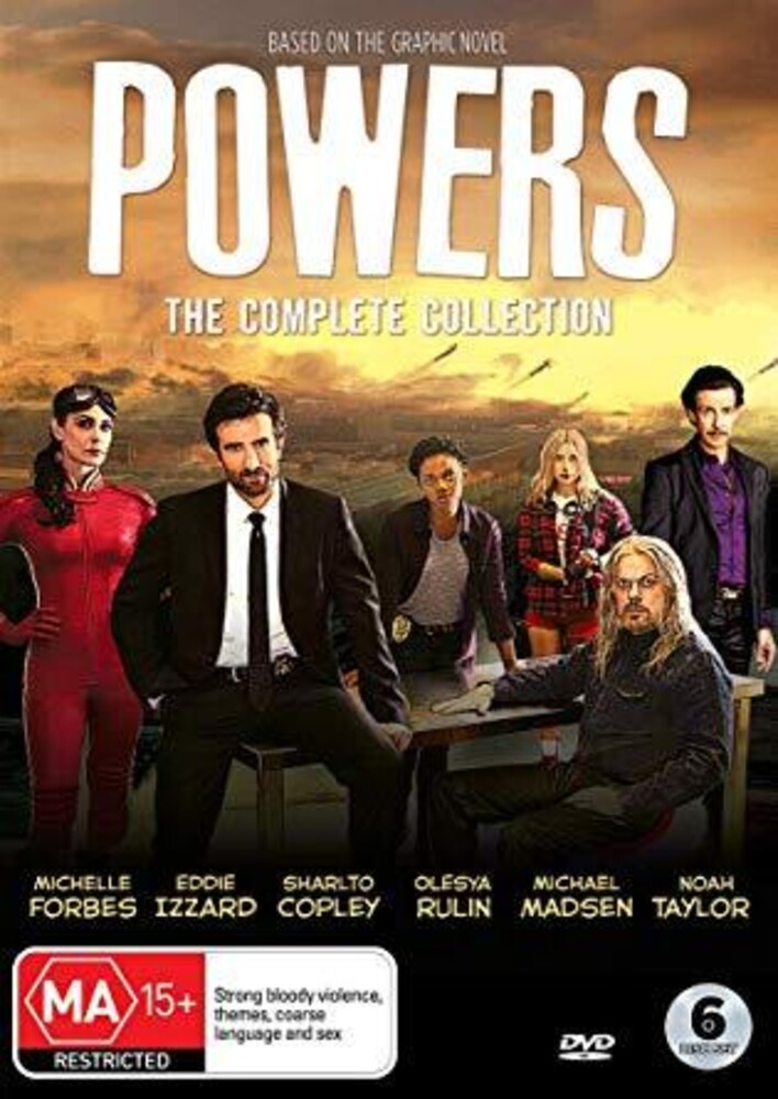 - Powers: Complete Collection (6pc) / (Aus Ntr0)