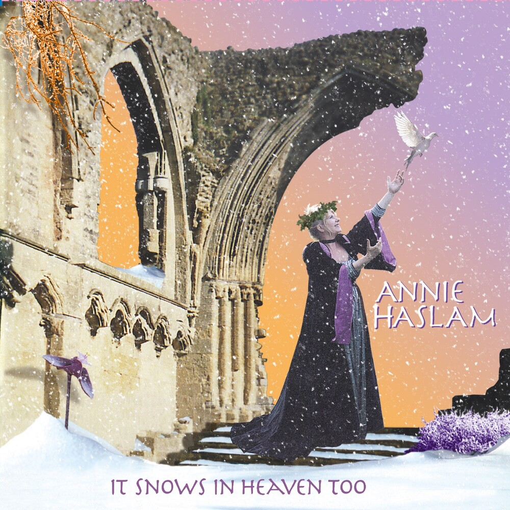 Annie Haslam - It Snows In Heaven Too [Remastered] (Uk)