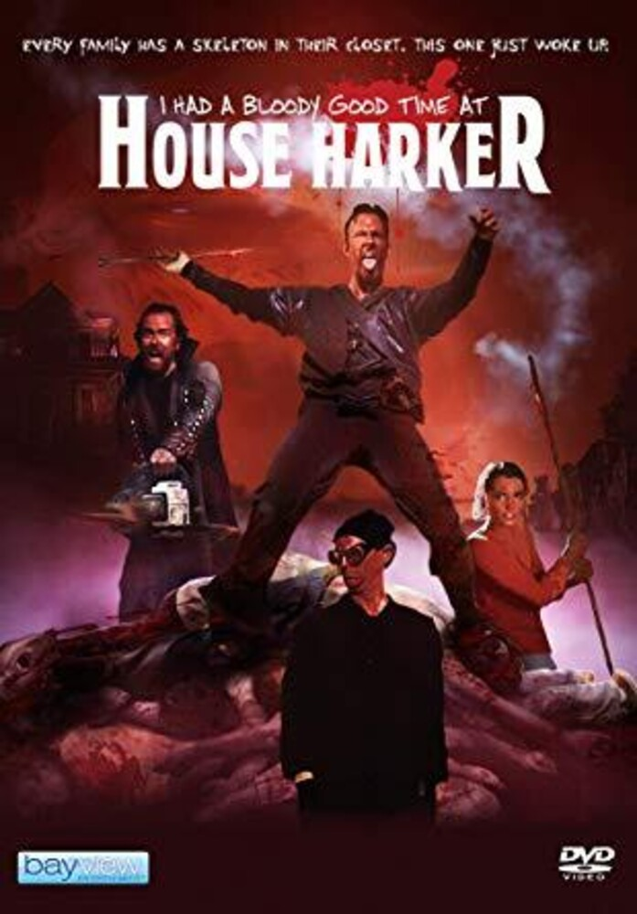 - I Had A Bloody Good Time At House Harker